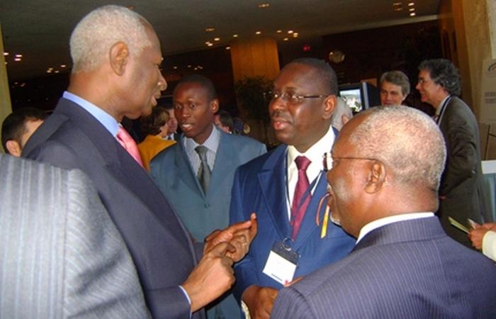 Quand le Pr Macky Sall rend hommage au Pr Abdou Diouf
