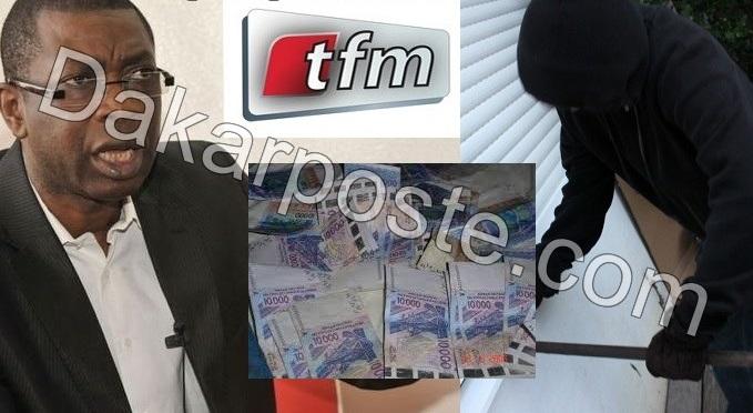 Ces signes qui confirment le deuxième cambriolage à la ...TFM