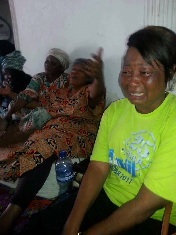 La femme de Papa Wemba inconsolable !