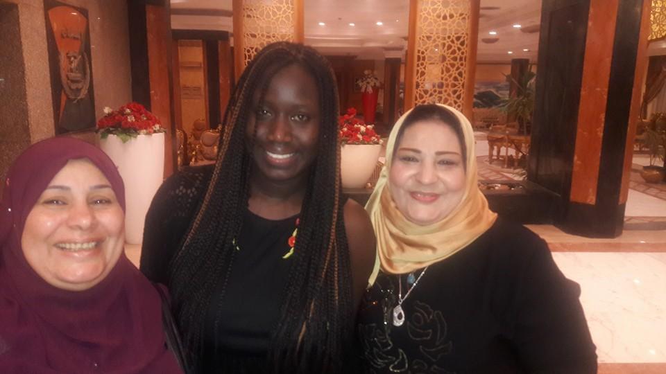 Incroyable, mais vrai! Les Egyptiens n'en reviennent pas de la... noirceur du journaliste Marie Louise Ndiaye de l'OBS