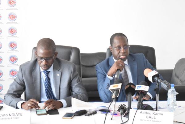 """Abdou Karim Sall: """"Si Dieu le veut, les Sénégalais auront bientôt leur 4 G"""""""