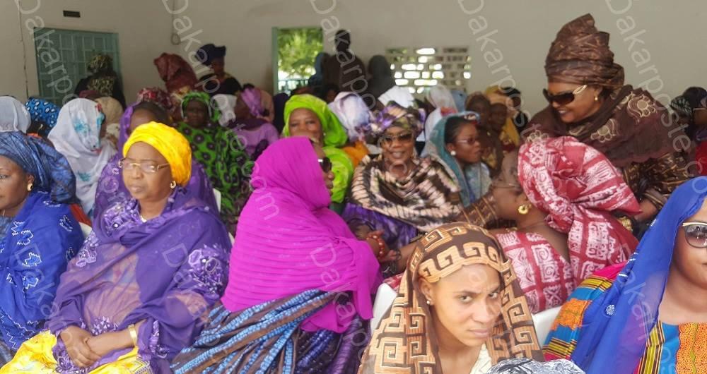"Aminata Tall a t'elle la nostalgie de ses anciens ""frères"" et soeurs"" du PDS?"