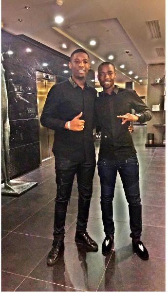 Très belle complicité entre Birane Ndour et son frère Segui Ndour !