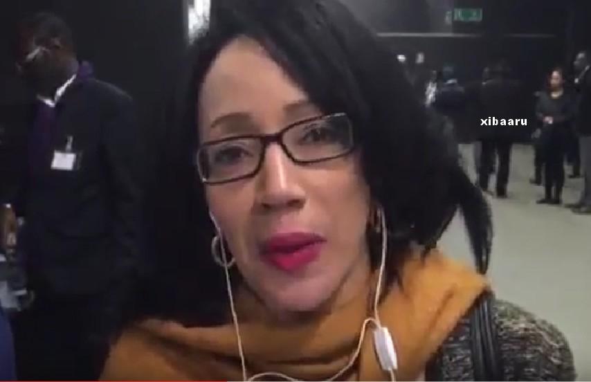 """La soeur de Souleymane Jules Diop, Hélène Chapin attaque Moustapha Niass : """"Le 2 ème HOMME FORT du SENEGAL s'occupe de SOUKEUROU KOOR alors que l'institution qu'il dirige, l'Assemblée nationale, PEINE à PAYER ses IMPOTS"""""""