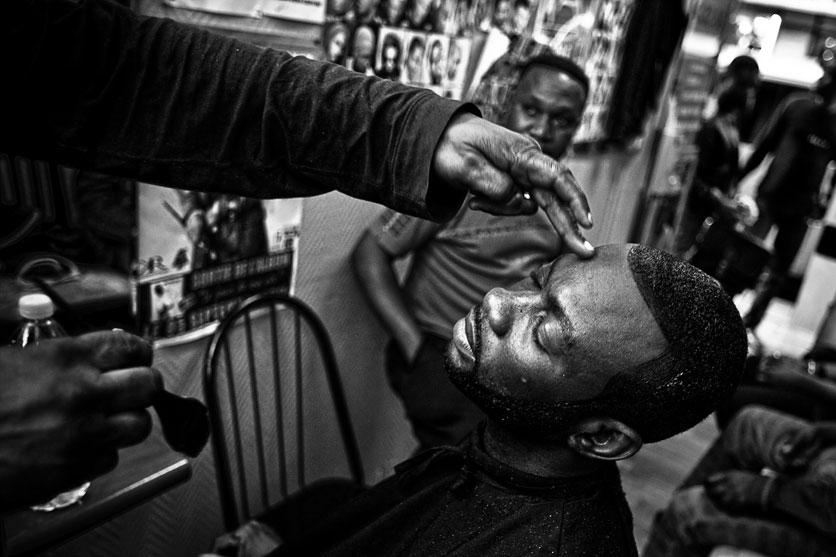 La prison de Rebeuss perd son coiffeur