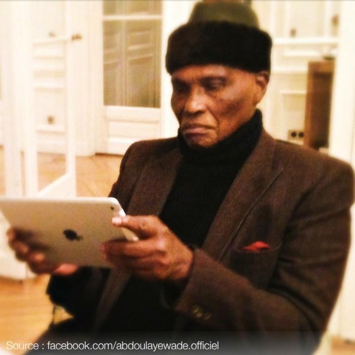 La déclaration de Me Abdoulaye Wade à l'occasion de la Korité