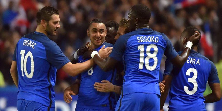 Euro-2016 : face au Portugal, les Bleus ont rendez-vous avec l'histoire