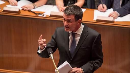Valls tente une troisième adoption par la force de la loi travail