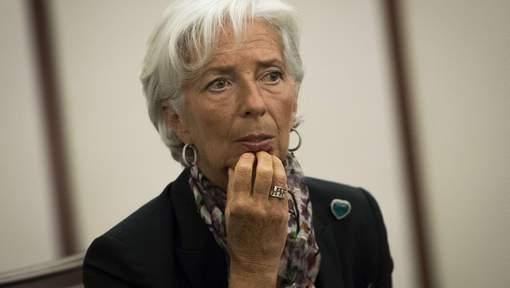 Affaire Tapie: décision vendredi sur un éventuel procès pour la directrice du FMI