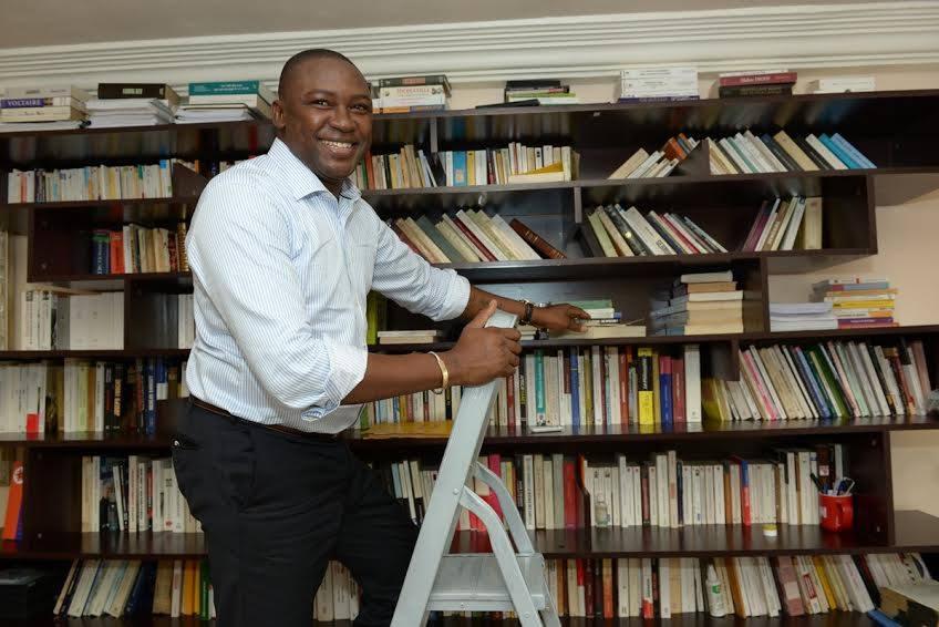 """Cheikh Diallo: """"Je soutiens ma thèse ce samedi ..."""""""