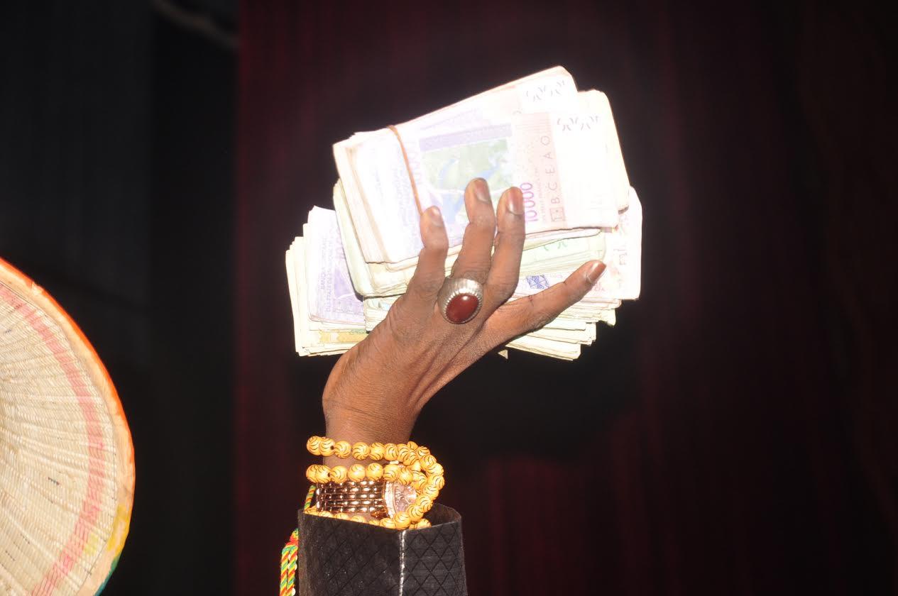 """Les images de la soirée """"Sargaal Harouna Dia"""" au Grand Théâtre"""