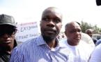 """Ousmane Sonko : """"je n'ai été ni violenté, ni blessé lors de la grande marche de l'opposition hier"""""""