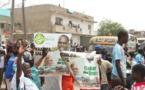 Les militants et autres sympathisants priés de quitter le périmètre du tribunal