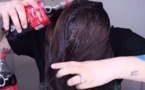 Elle met du Coca sur ses cheveux : résultat incroyable !