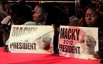Empoignades et engueulades au menu de la rencontre de Macky2012