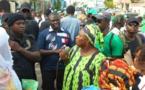 """Bamba Fall minimise les effets de la caravane de Mame Mbaye Niang à la Médina : """"même le petit Seydou Gueye a fait mieux"""" (Images)"""