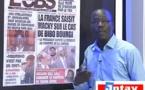 Revue de Presse Rfm du Lundi 25 Septembre 2017 Avec Mamadou Mouhamed Ndiaye