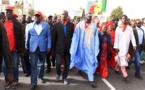 Manifs, visites aux chefs religieux et aux représentations diplomatiques - L'opposition affine son plan