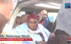 Wade confie ses premiers mots à Dakaractu : « Je ne suis pas surpris par cet accueil. Je suis venu pour déboulonner Macky Sall »