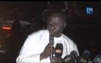 Sécurité des candidats : Idrissa Seck se dit satisfait des mesures prises et condamne ces actes de violence