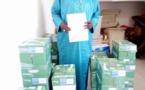 L'Etat a remis le fichier électoral au parti Rewmi d'idrissa Seck