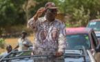 "Macky Sall à Guinguénéo, ""futur hub logistique ferroviaire du Sénégal"""