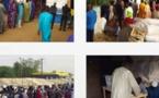 Darou Marnane : Forte l'affluence au centre de vote de Me Madické Niang