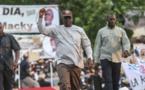 SAINT-LOUIS : MACKY SALL GAGNE LE BUREAU DE VOTE DANS LEQUEL A VOTÉ MANSOUR FAYE