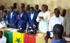 Idrissa Seck et Co appellent au rassemblement vendredi prochain pour...