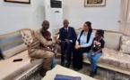 Abdoul Aziz Mbaye rencontre le Président Abdou Diouf -Étonnantes révélations sur des dates intéressantes