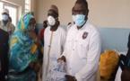 Lutte contre le Coovid-19 : Abdoulaye Baldé dote Ziguinchor de 50 000 masques