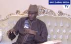 Thierno Lo liste ses réalisations à Darou Mousty