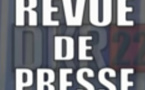 Revue de Presse (Wolof) de Zik Fm du Mardi 21 Septembre 2021 avec Ahmed Aidara