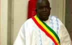 Omar Sarr vient d'arriver au niveau du tribunal de Dakar