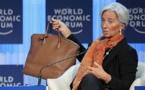 Christine Lagarde veut renouveler son mandat à la tête du FMI