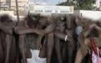 Des détenus observent une grève de la faim à la Mar de Rebeuss parce que...
