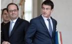 Hollande et Valls toujours au plus bas dans les sondages après l'attentat de Nice