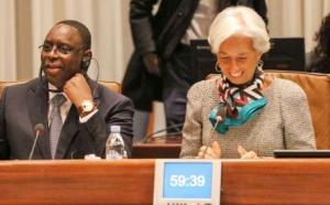 Rencontre avec le FMI: Macky à la recherche de financement