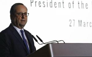 """Hollande exprimera «très clairement» son choix et """"rapidement"""""""