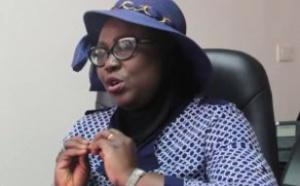Chaude altercation entre Aymerou Gningue et Adji Mergane Kanouté