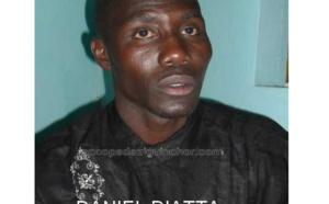 Dernière minute : Daniel Diatta du MFDC vient d'être arrêté par la gendarmerie