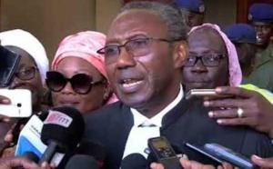 Procès en appel : La leçon de sagesse de Me Doudou Ndoye à Demba Kandji