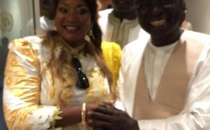 Rencontre entre Francoise Helene Gaye et Idrissa Seck aux USA