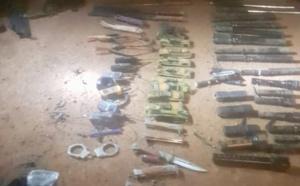 Rebondissement dans l'affaire de Tamba : 24 éléments du PUR arrêtés par la Gendarmerie et déférés au parquet, leurs armes récupérées par les hommes en bleu
