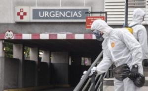 Coronavirus :  849 morts  en Espagne en...24h
