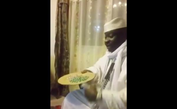Incroyable: Yaya Jammeh 2, Explique Comment Barrow A « Volé » Les Élections (Regardez)