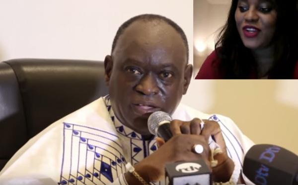 Me El Hadji : »  traite Fatou Camara de menteuse et de prostituée… »