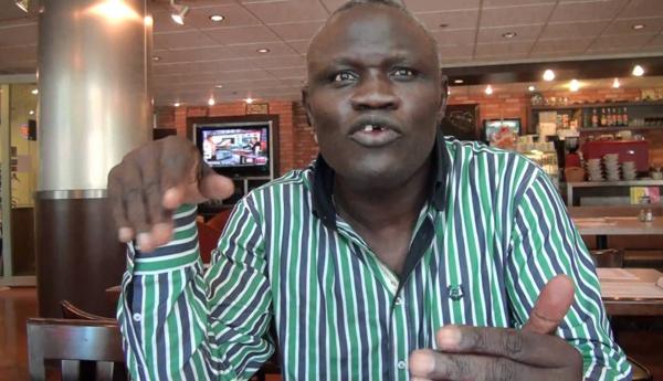 """Gaston Mbengue: """"Augustin Senghor doit démissionner"""""""