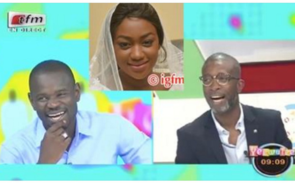 Mariage Pape Cheikh et Kya: La question bizarre de Bouba Ndour à Pape Cheikh