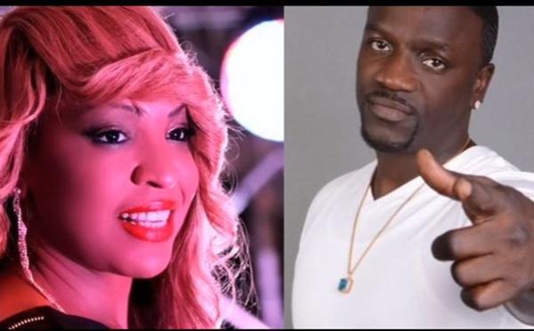 Viviane Chidid Feat Akon - Never Break Your heart
